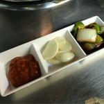 MAPO GALBI korean BBQ restaurant -