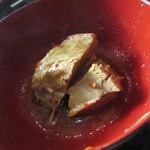 華龍飯荘 - 豚肉煮込み