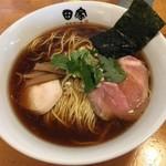 81309896 - 煮干しそば(細麺)