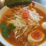 麺 みの作 - 海老出汁醤油麺 940円