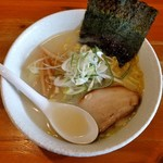 麺や 白 - しお(※500円)