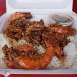 Romy's Kahuku Prawns & Shrimp -