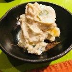 81318194 - 金柑のマスカルポーネのチーズ白和え