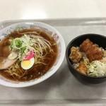 札幌第3合同庁舎地下食堂 -
