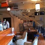 EMPORIO cafe&dining - カウンター