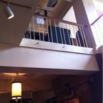 EMPORIO cafe&dining - 2階