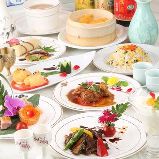 出来立て豪華中華料理100種類が2時間食べ放題1,999円!