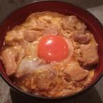 中目黒 鶏味座茶屋 - 高いけど超旨い親子丼1380