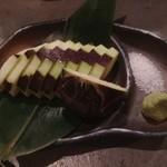 中目黒 鶏味座茶屋 - 水茄子