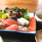 藤吉郎 - 7種盛り