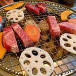 雪月花 - ヒレ肉ステーキ