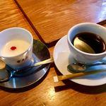 雪月花 - デザートとコーヒー