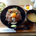 81322790 - ローストビーフ丼
