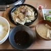 遠野食肉センター - 料理写真:ラム鉄板焼きランチ 880円 税別