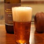 根津 日本酒 多田 - 舞浜地ビール工房 Harvestmoon Pale Aleイクスピアリ
