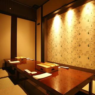 【完全個室】接待や宴会におすすめコース5,000円~