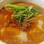 西安刀削麺酒楼 - 坦坦刀削麺(中)