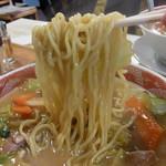 龍朋 - 麺