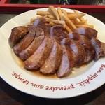 洋食酒場 GINZA-TEI - 三元豚のポークグリル