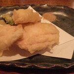 四季乃味彩 - 鶏胸肉の天ぷら