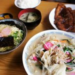 龍八食堂 - 料理写真: