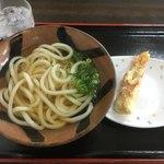 牟礼製麺 - 料理写真:あまり来ない場所なので… つい無駄に寄ってしまった