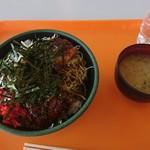 丸沼高原レストランプラトー - 上州ソースかつ丼1100円 ごはん大盛+100円