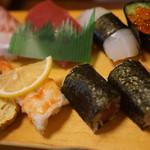 伊勢屋寿司 - 料理写真:2160円ランチのお寿司