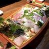 海鮮料理 活 - 料理写真:お刺身松(3,000円)