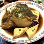 海鮮料理 活 - あら煮(700円〜)
