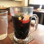 昭和堂Q - アイスコーヒー 2017.08.20