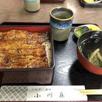 小川藤 - 料理写真:うな重  松  3,600円