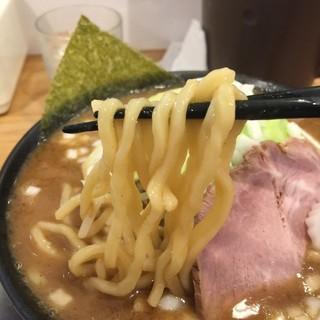 力皇 - 料理写真:魚介豚骨らーめん