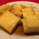 トラットリア チャオ - 食べ放題のクレームキャラメル
