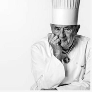 フランス料理界の神様のような存在、ポール・ボキューズ氏。