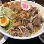豚麺アジト - 小豚麺+マル得