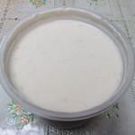 スイミー牛乳店 - 花ゆずヨーグルト