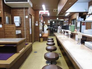 味の札幌 大西 - 店内