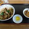 万福亭 - 料理写真:焼き飯(ヤキハン)
