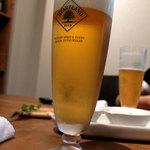 市川ワイン食堂Dish cussu - 2017.07.18 「ビール」ハ」ートランド