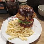 Hungry Heaven - エッグバーガー850円