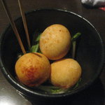 美食三昧 - チーズ揚げ