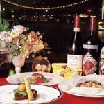 展望レストラン 陽のあたる場所 - 料理写真: