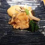 えん - メロカマの煮付け御膳と旬魚2点盛り