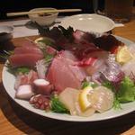 旬菜鮮たつみ - 刺身盛り