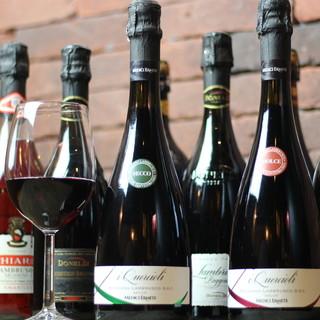 ◇ワイン・カクテル◇多彩なドリンクを豊富に取り揃え!