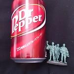 リカー&フードよしなり - ドリンク写真:ドクターペッパー120円
