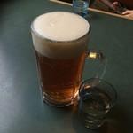 びっくりドンキー - ビール大!