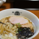 らぁ麺 とうひち - チャーシュー 煮干魚介らぁ麺