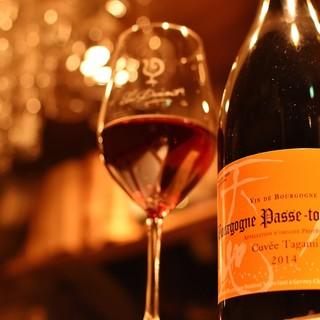 気鋭の醸造家ルー・デュモン『仲田晃司』氏のワインに舌鼓